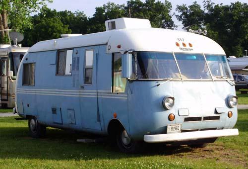 Motorhome Vintage 88