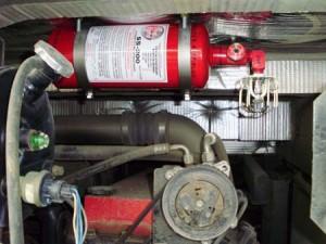 Engine unit installed 4 web