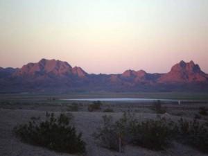 Wellton Arizona Mountains web