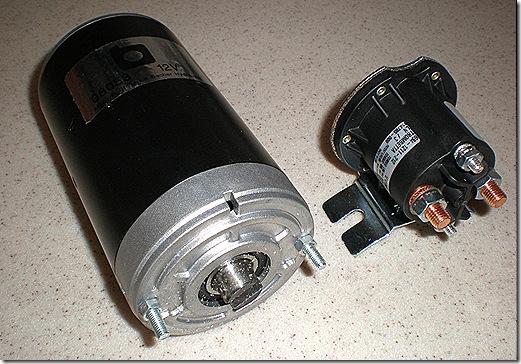 Slide Jack motor