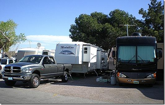 Thousand Trails Las Vegas 4