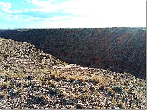 Canyon edge 2
