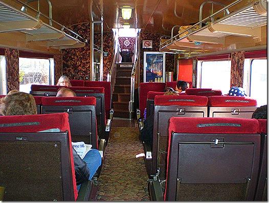 Coconono railway car