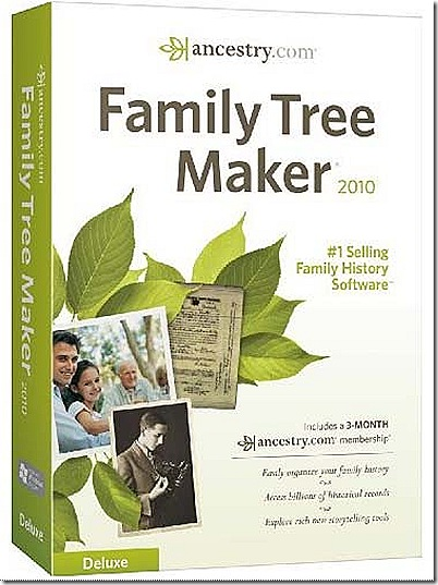 Family Tree Maker 2010
