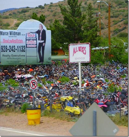 Bike Junk Yard