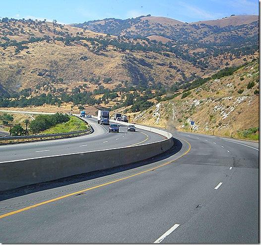 Highway 58 Tehapachi 4