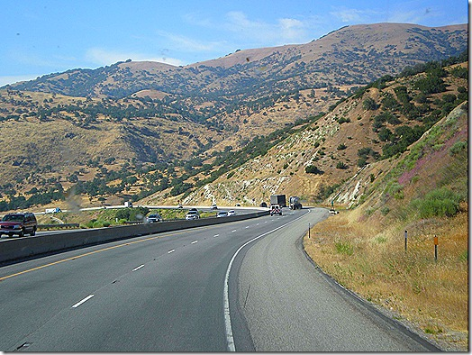 Highway 58 Tehapachi 5