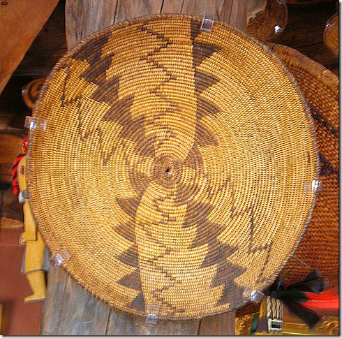 Indian basket