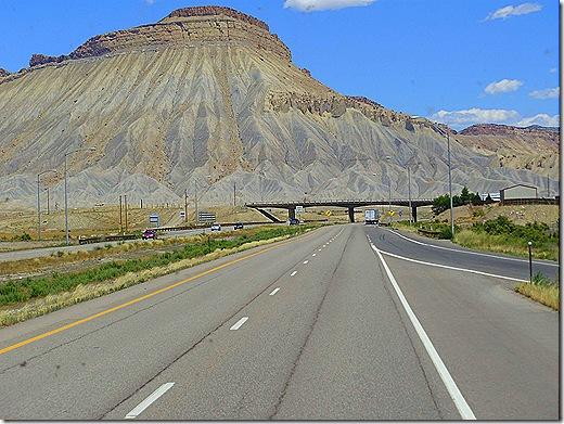 Interstate 70 utah