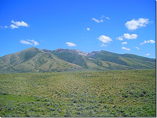 Nevada mountain 5