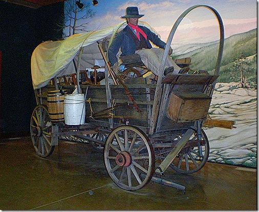 Pioneer wagon 3