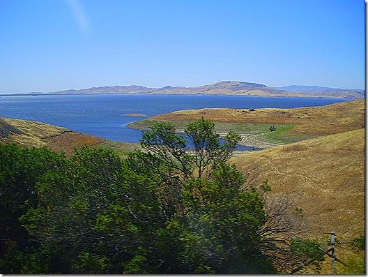 San Luis Reservoir California
