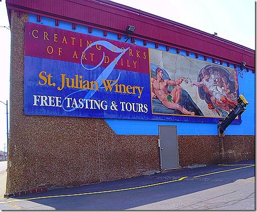 St Julian Winery
