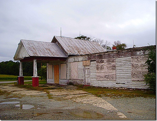 Abandoned gas station 2
