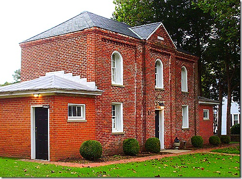 Gloucester brick house