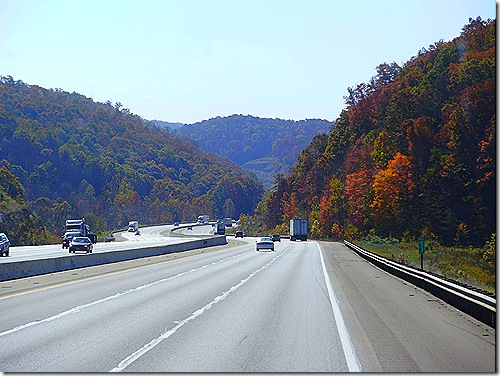 I 75 Jellico Mountain