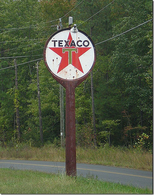 Texaco sign Virginia 3