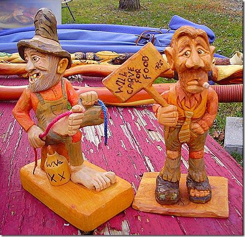 Two hillbillies