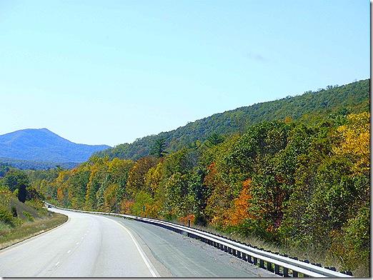 Virginia Fall colors 4