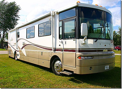 Winnebago rear quarter 2
