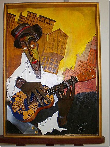 Black musician
