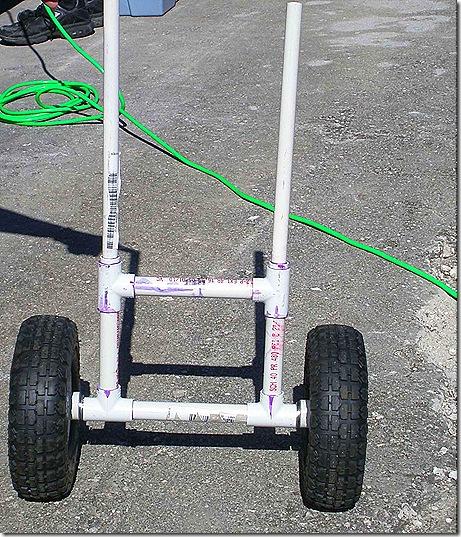 Upright Finished carts 3