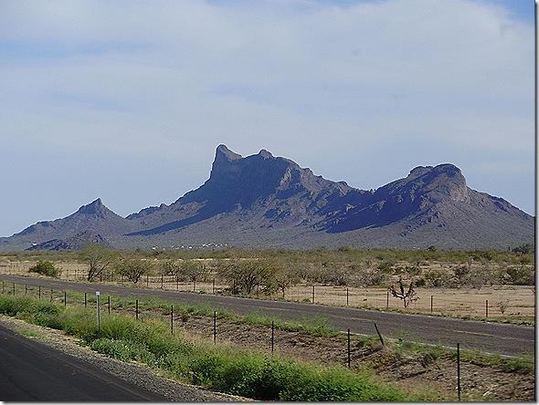 Arizona road scenes