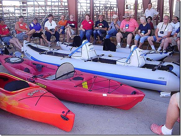 Kayak Class 2