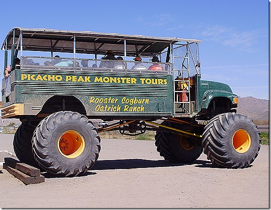 Tour truck 3