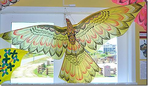 Bird kite 4