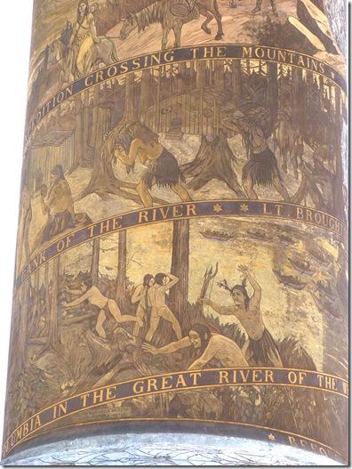 Column artwork close
