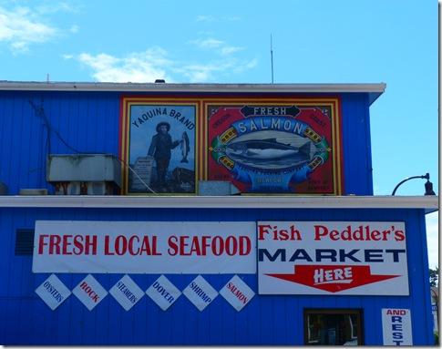Fish Peddler