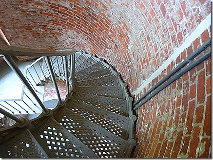 Lighthouse 67 stairs