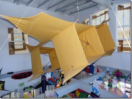 WWI observation kite 2