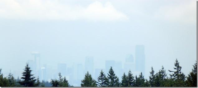 Seattle skyline phantom 3 adjusted