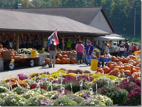 Hershberger farm store