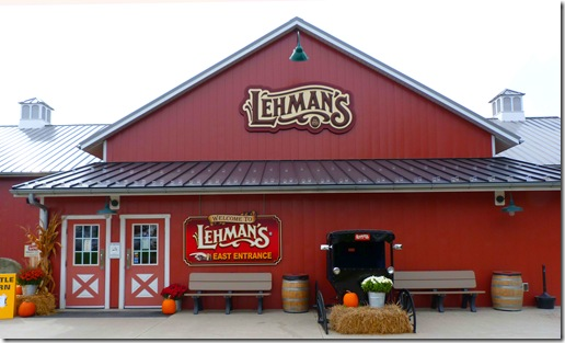 Lehmans outside