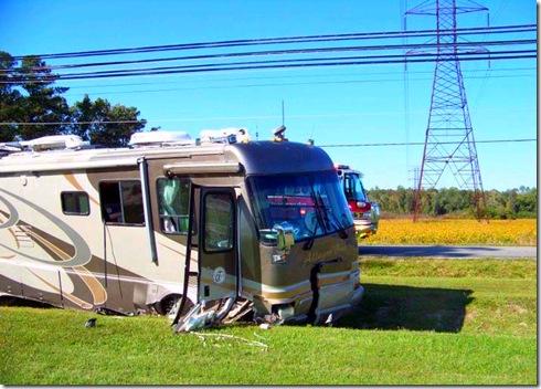 Watson RV wreck
