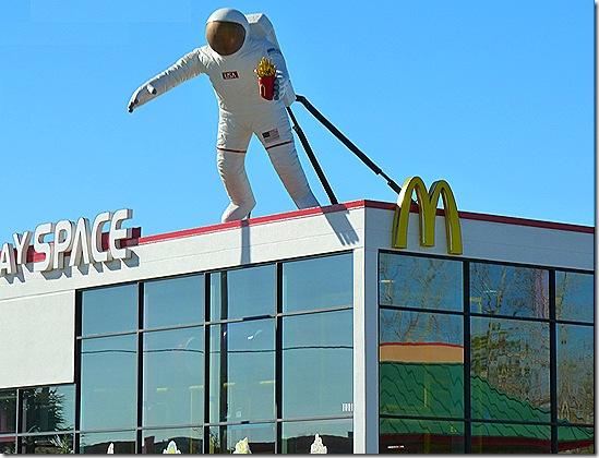 NASA McDonalds