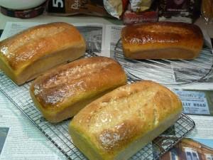 Oat & Flax Bread