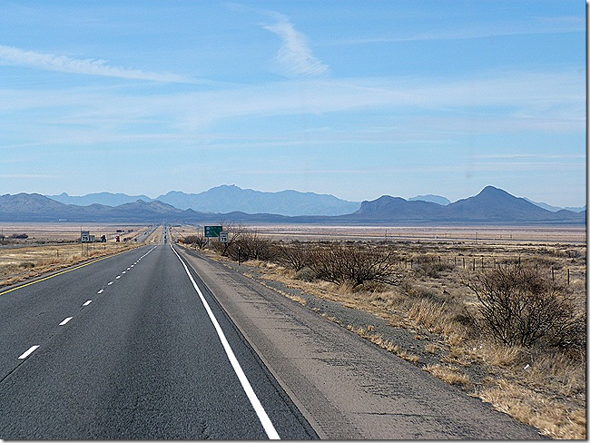 Interstate 10 New Mexico