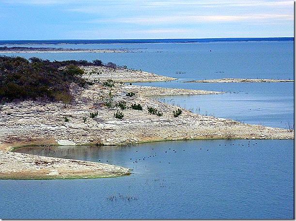 Lake Amistad 6