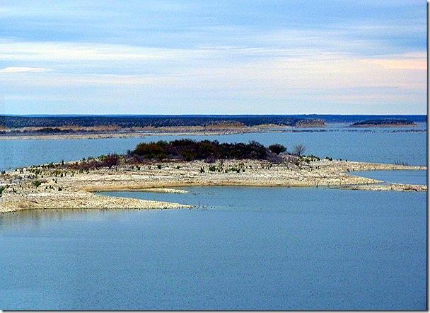 Lake Amistad 8