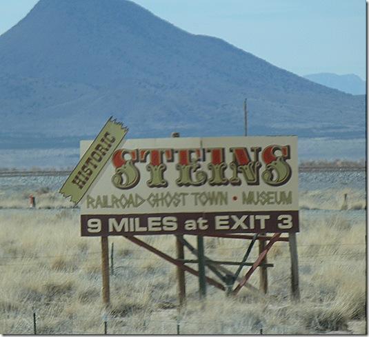 Steins sign
