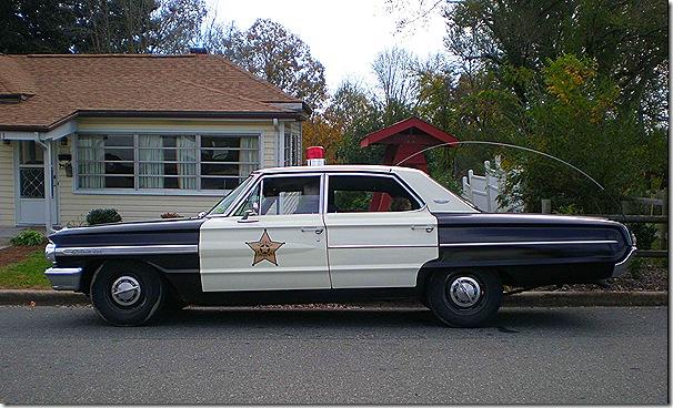 Police car 3