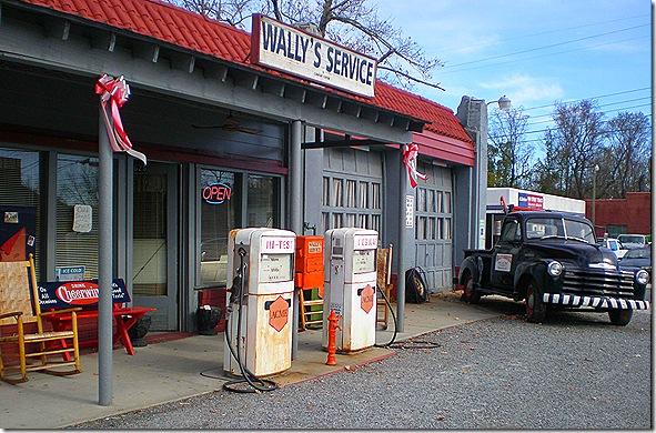 Wallys Service Station