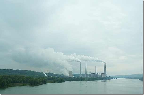 Ohio River View