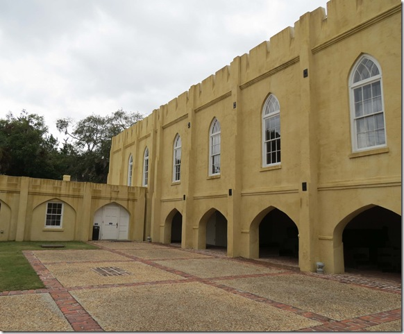 Visitor Center armory2