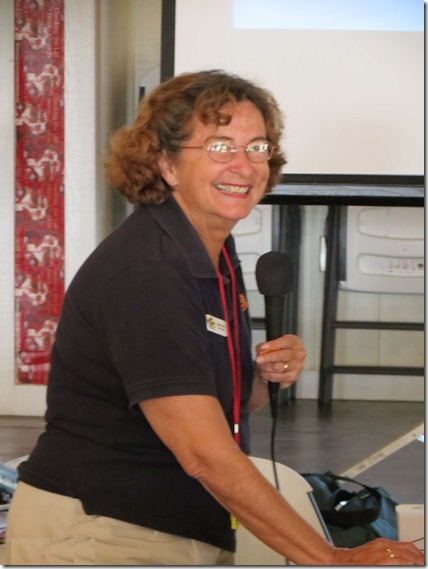 Chris Guld teaching