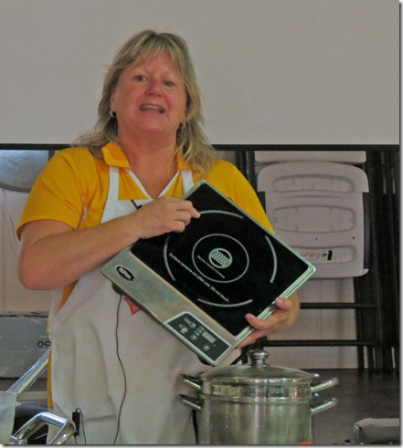 Tracey induction cooktop